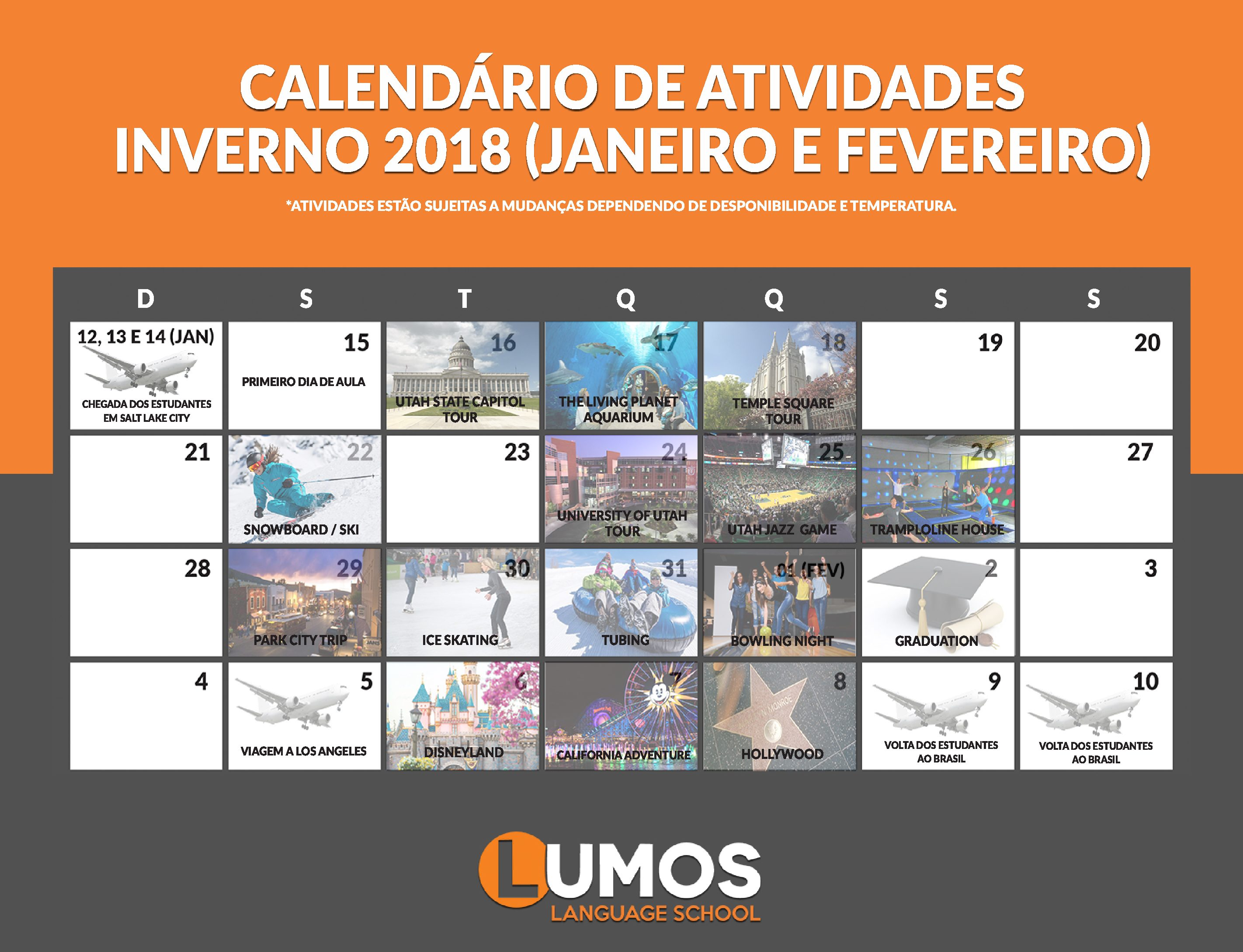 CALENDARIO inverno18 INTERCAMBIO